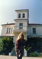 Donna, not her house